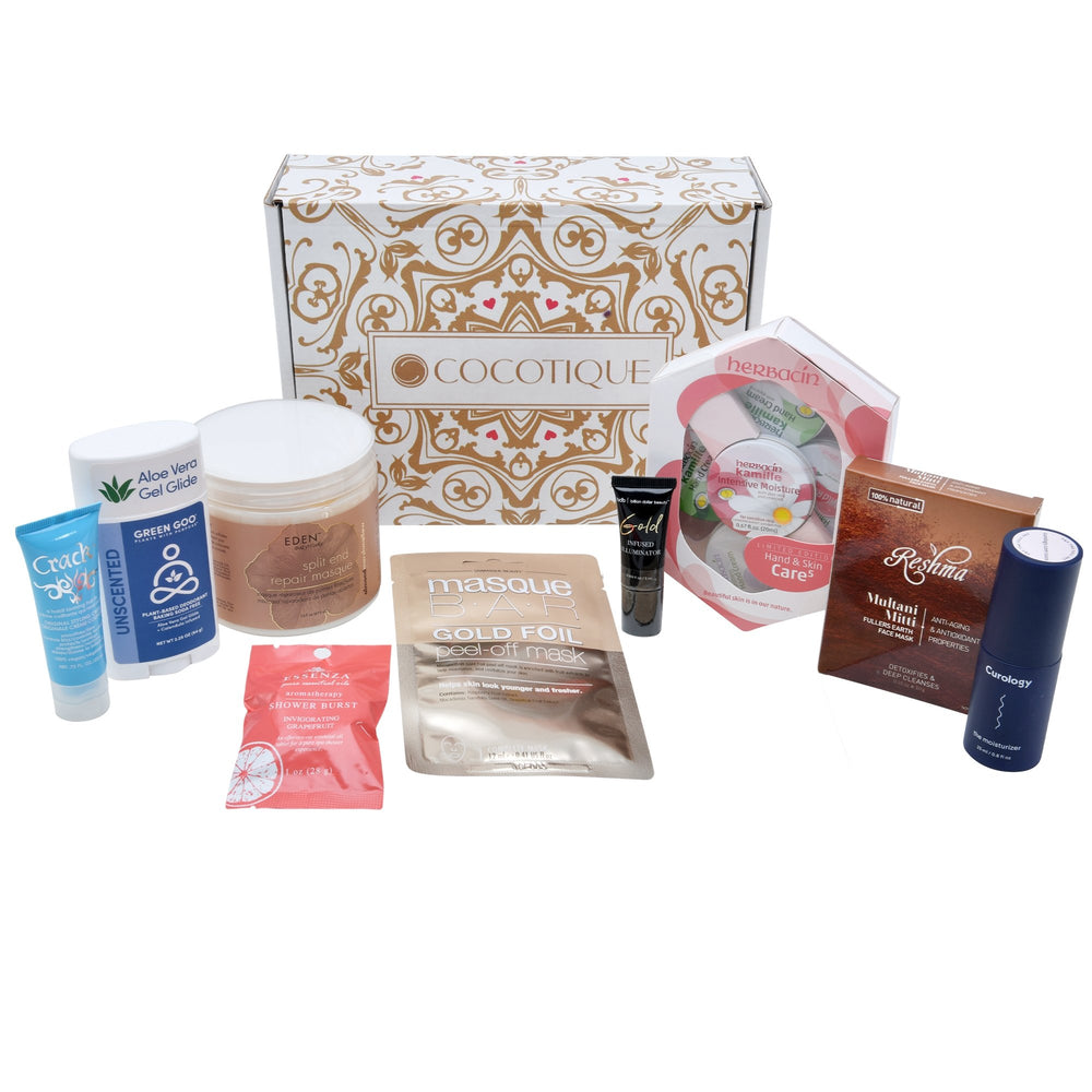 COCOTIQUE AUGUST 2019 BOX