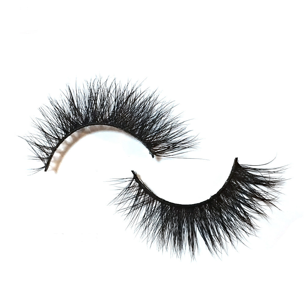 BRAZILIAN QUEEN HAIR 3-D Mink Eyelashes