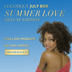 COCOTIQUE Box - July 2015