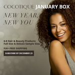 COCOTIQUE Box - January 2016