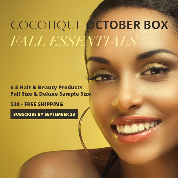 COCOTIQUE Box - October 2015