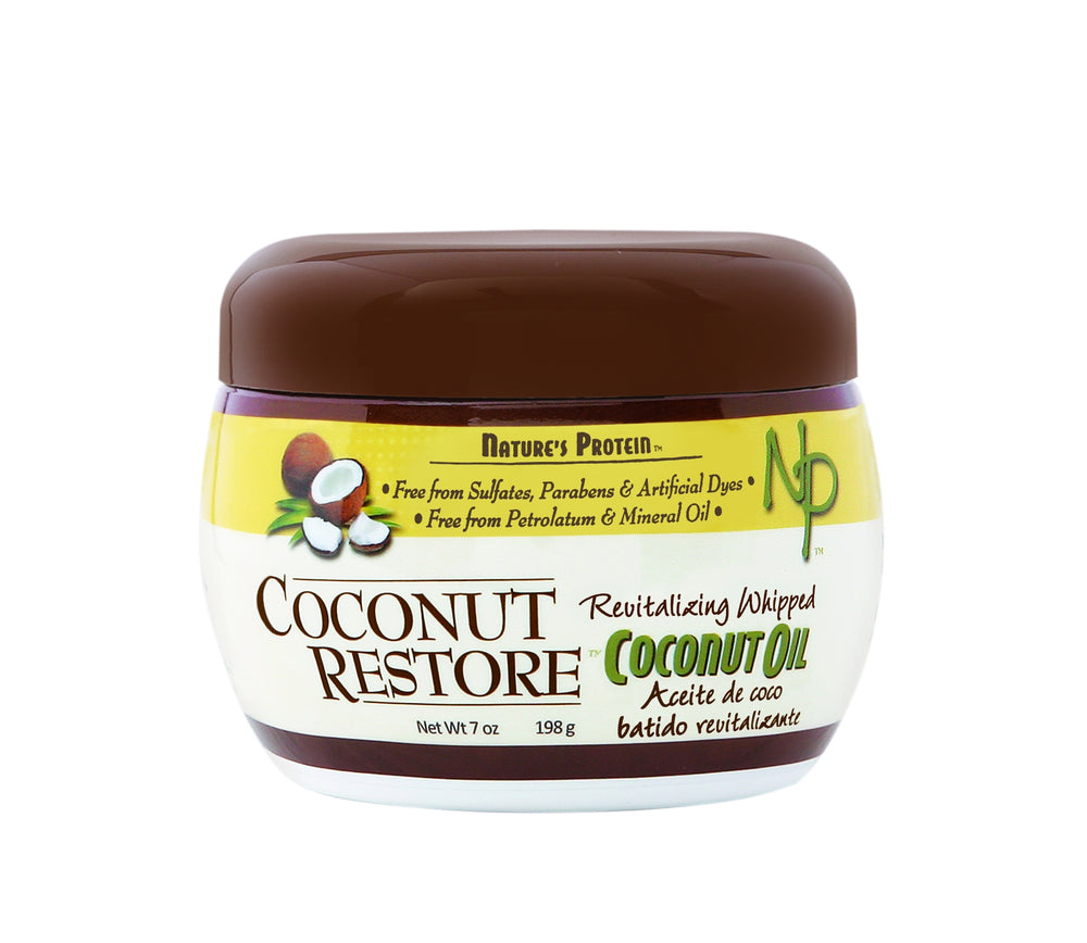 COCONUT RESTORE Whipped Coconut Oil