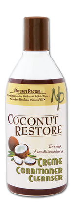 COCONUT RESTORE Cream Conditioning Cleanser Co-Wash