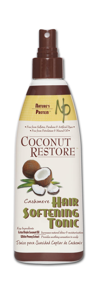 COCONUT RESTORE Hair Softening Tonic