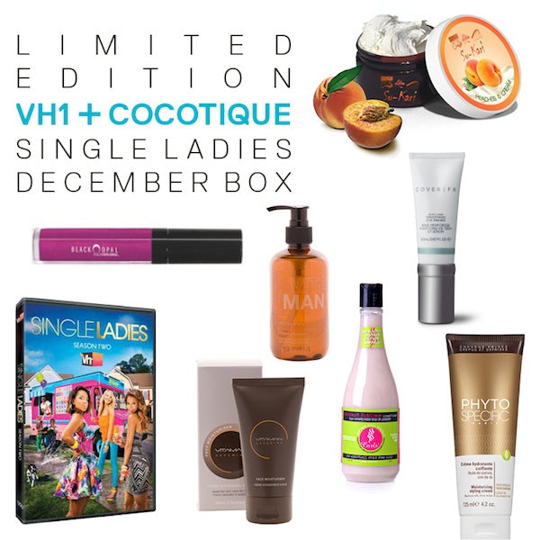 COCOTIQUE Box - December 2013