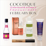 COCOTIQUE Box - February 2014