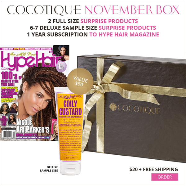 COCOTIQUE Box - November 2014