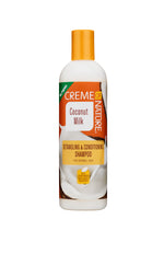 CREME OF NATURE Coconut Milk Detangling and Conditioning Shampoo