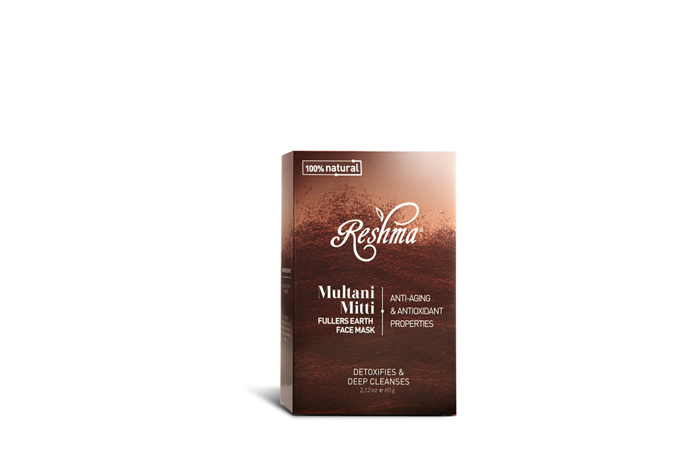 "RESHMA BEAUTY ""Multani Mitti"" Fuller's Earth Face Mask"