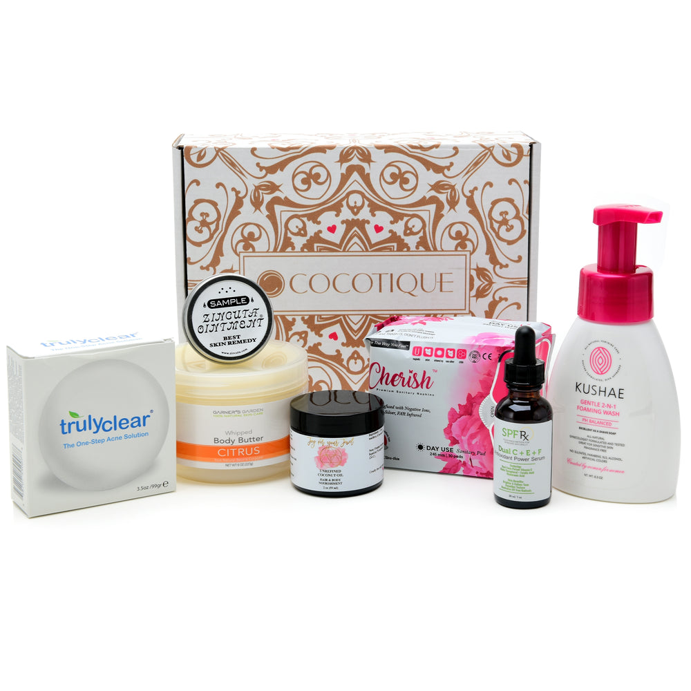 COCOTIQUE Box - FALL LIMITED EDITION BOX