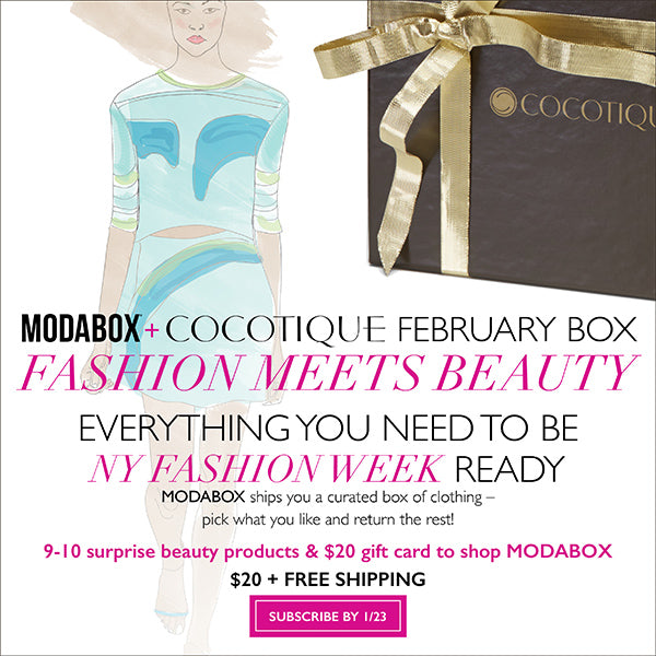 COCOTIQUE Box - February 2015