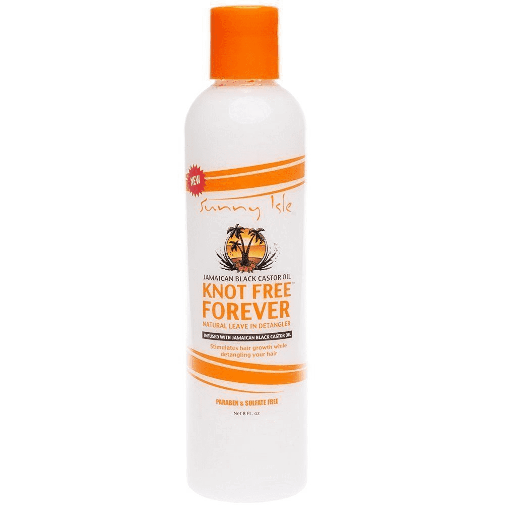 SUNNY ISLE Jamaican Black Castor Oil Knot Free Forever Leave In Conditioner