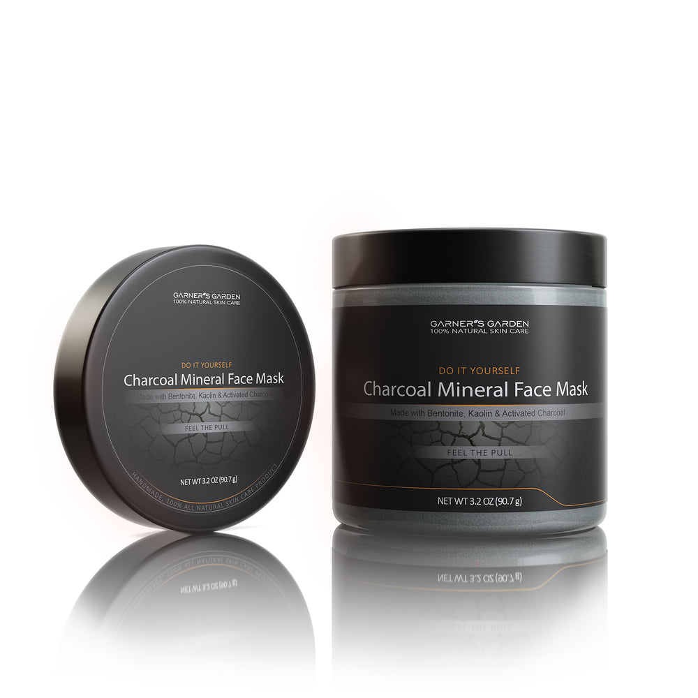 GARNER'S GARDEN DIY Charcoal Face Mask