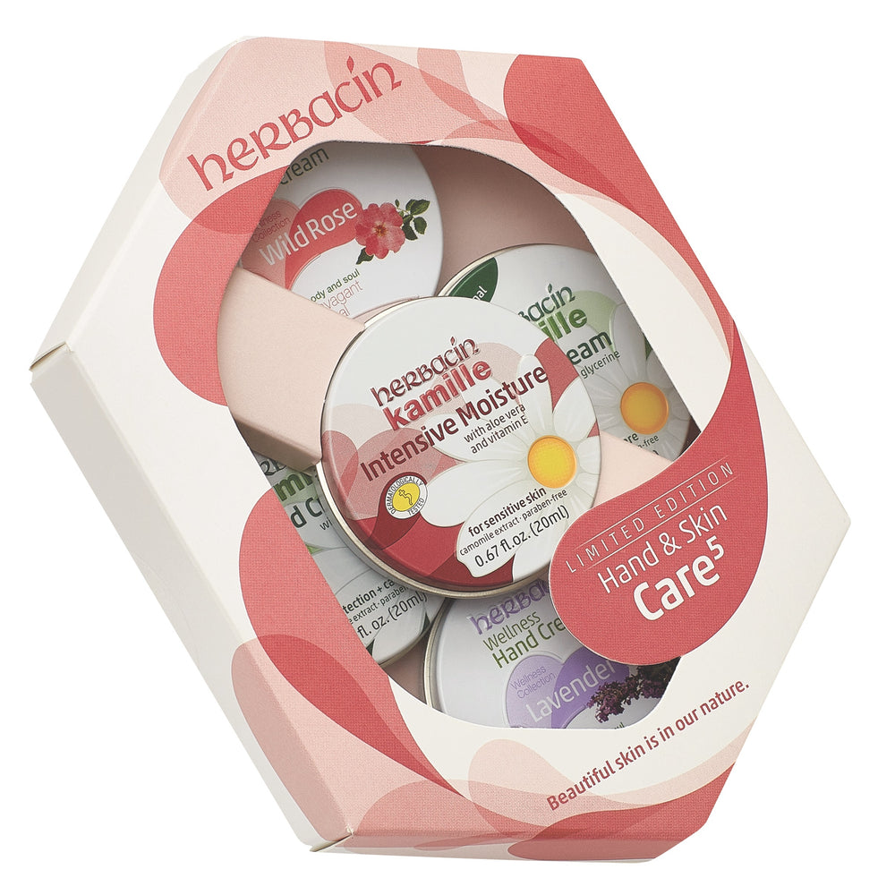HERBACIN Hand & Skin Care Gift Set