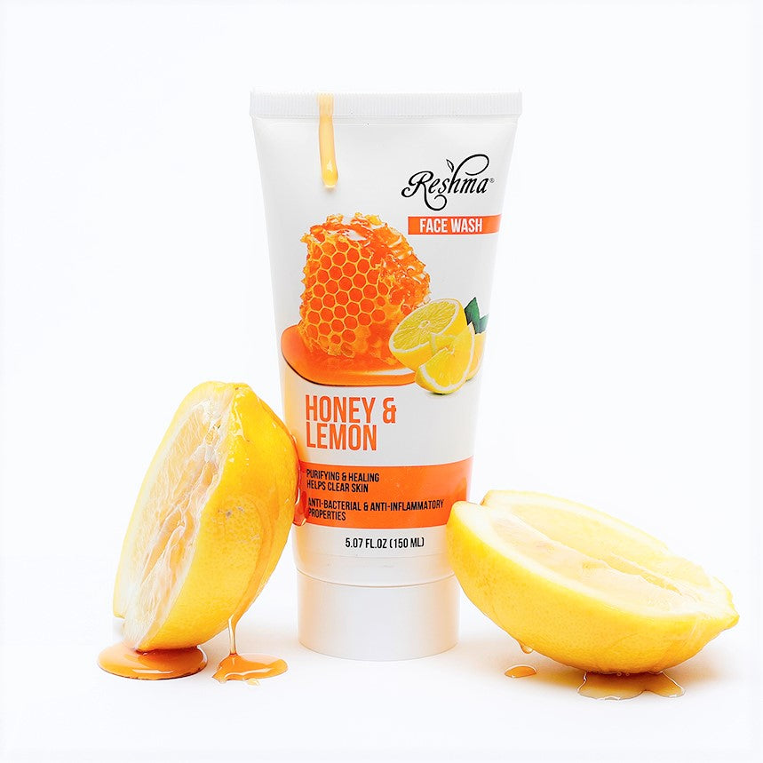 RESHMA BEAUTY Honey & Lemon Face Wash