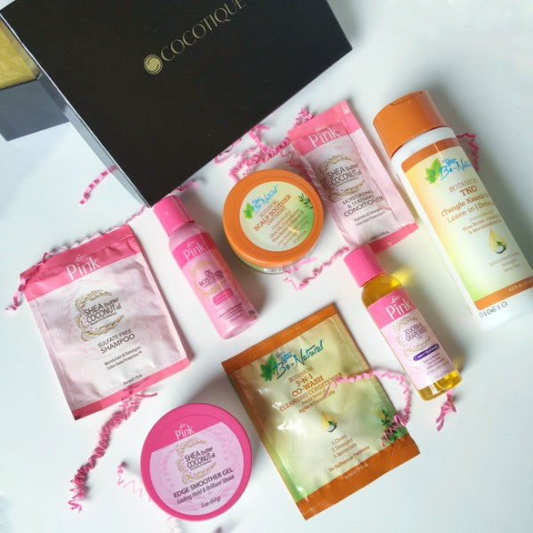 COCOTIQUE Box - July 2016