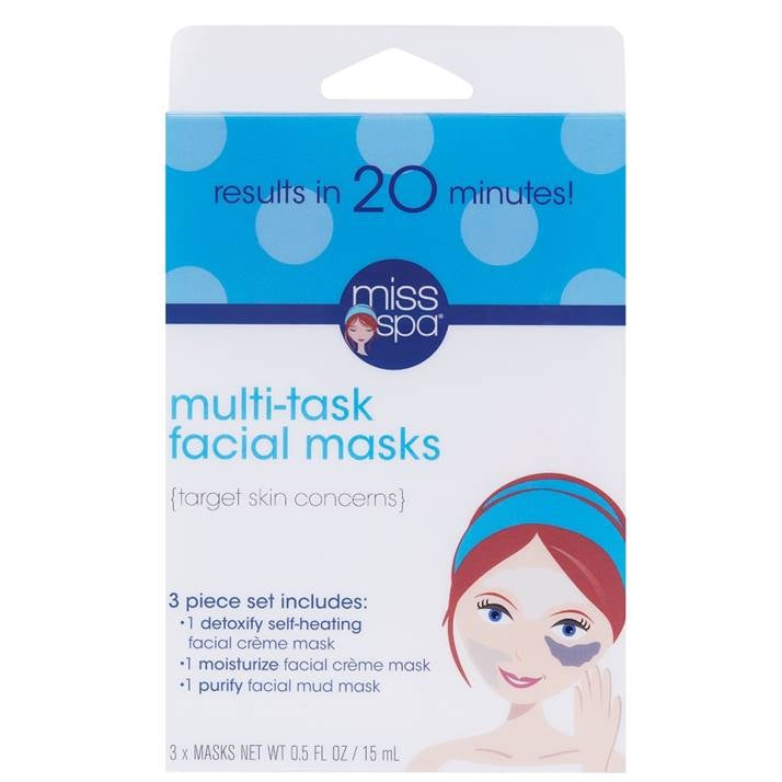 MISS SPA Multi-Task Facial Masks