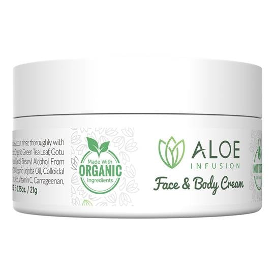 ALOE INFUSION Face & Body Cream