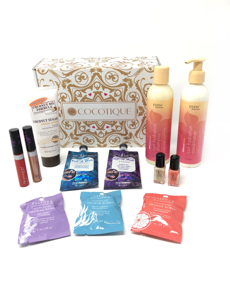 COCOTIQUE Box - December 2018