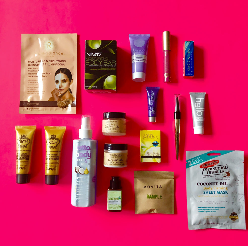 COCOTIQUE Box - Mega Beauty Spring 2018 Edition