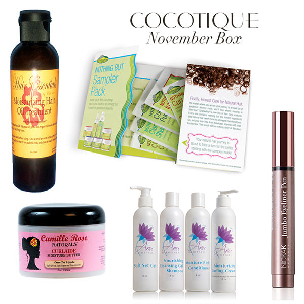 COCOTIQUE Box - November 2013