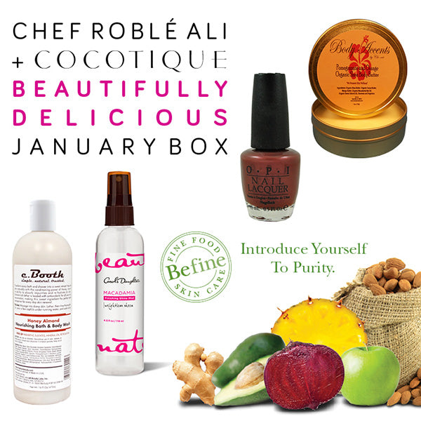 COCOTIQUE Box - January 2014