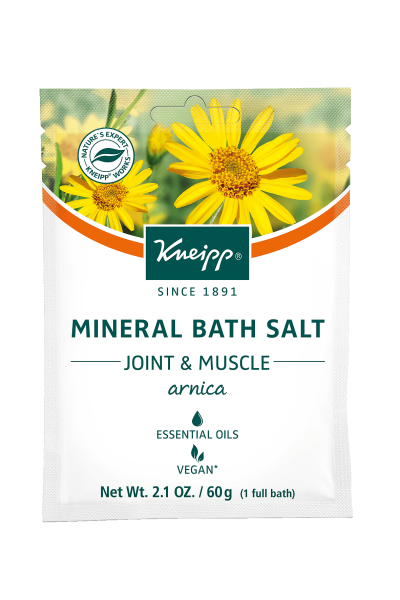 "KNEIPP Mineral Bath Salt ""Joint &  Muscle"""