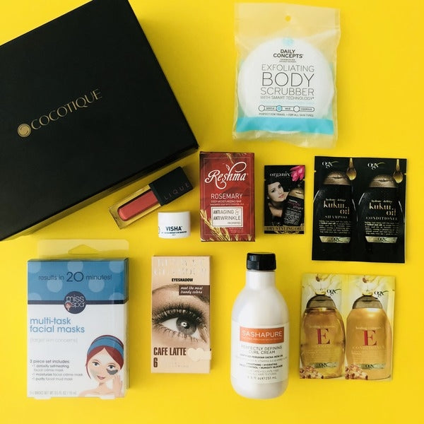 COCOTIQUE Box - March 2018