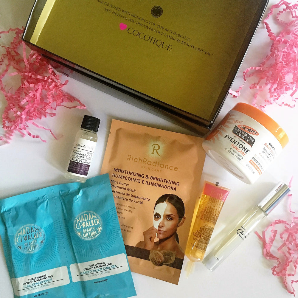 COCOTIQUE Box - May 2016