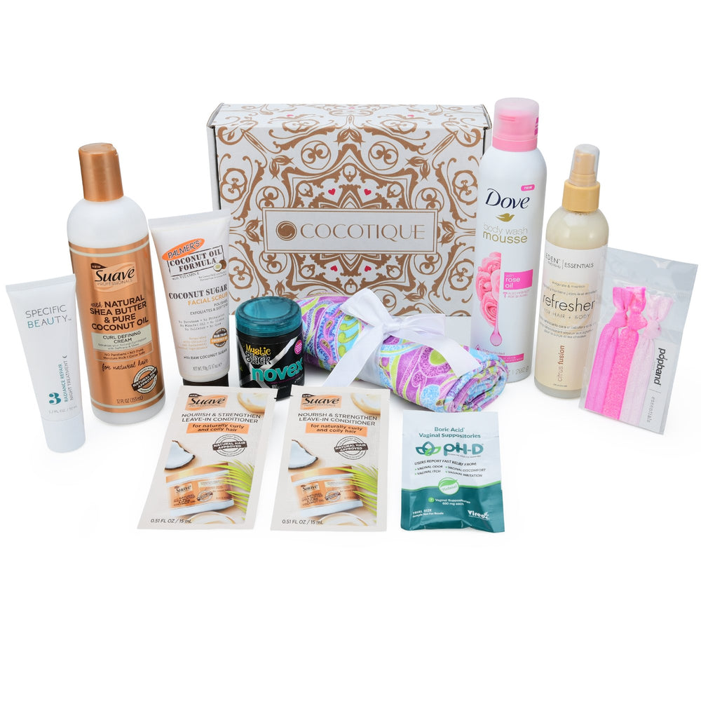 COCOTIQUE BOX - MAY 2019