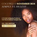 COCOTIQUE Box - November 2015