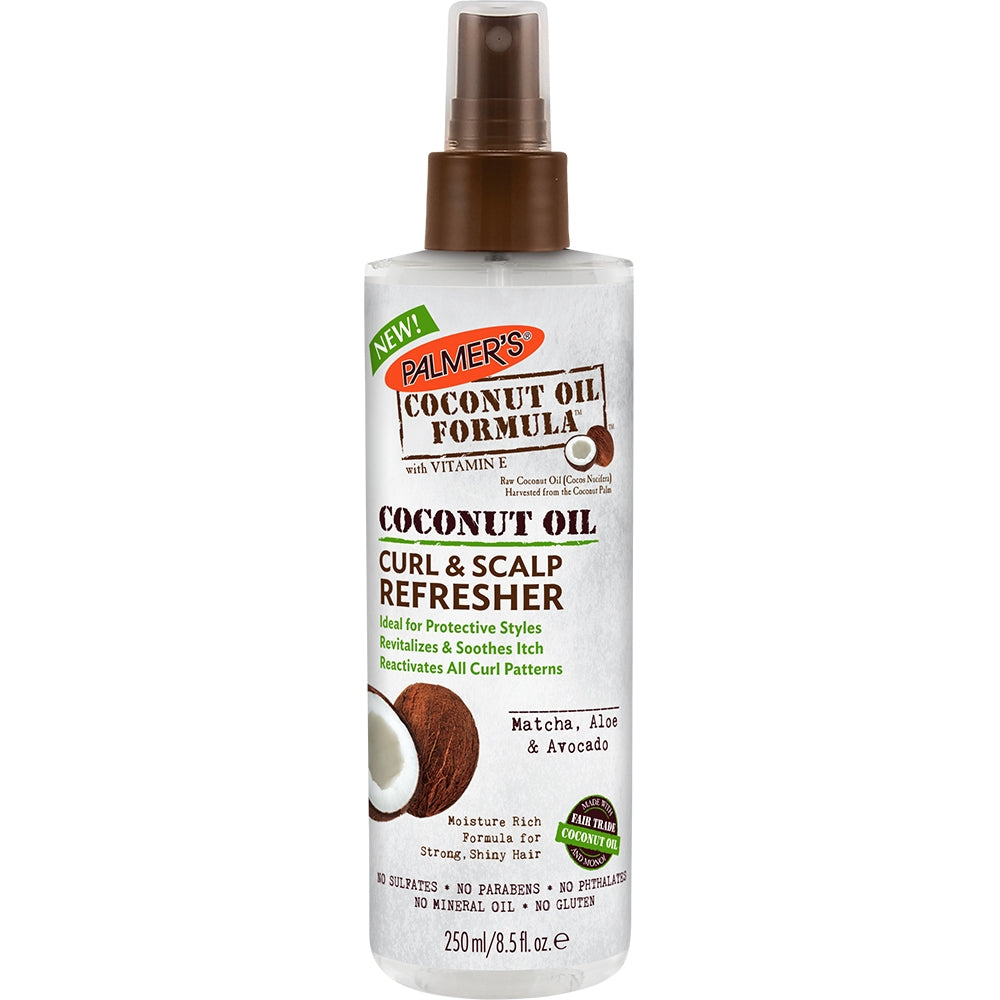 PALMER'S Coconut Oil Formula Curl & Scalp Refresher