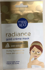 MISS SPA Radiance Gold Crème Mask