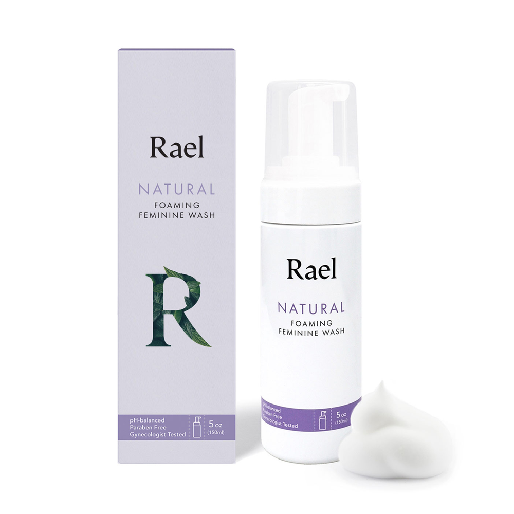 RAEL Natural Foaming Feminine Wash