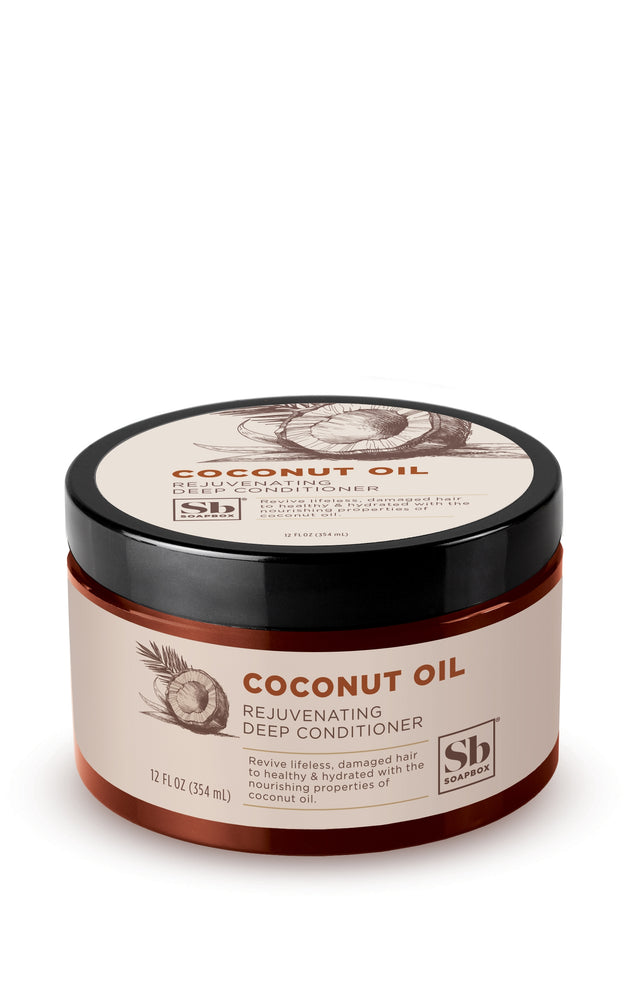 SOAPBOX Coconut Oil Rejuvenating Deep Conditioner