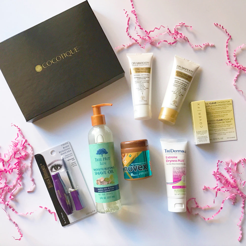COCOTIQUE Box - September 2016
