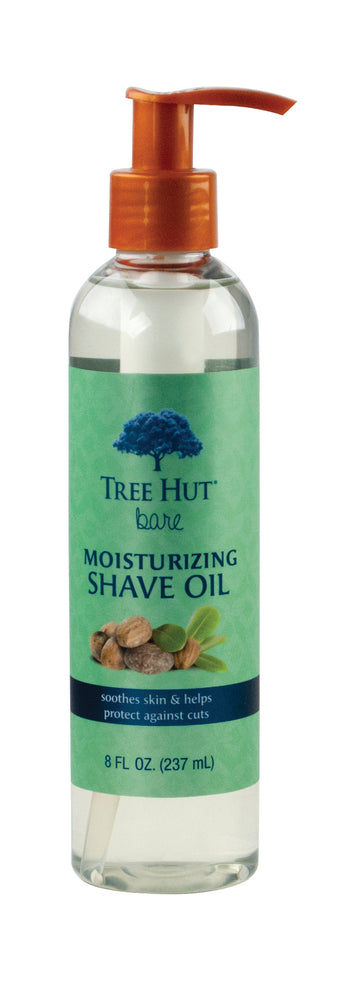 TREE HUT Bare Moisturizing Shave Oil
