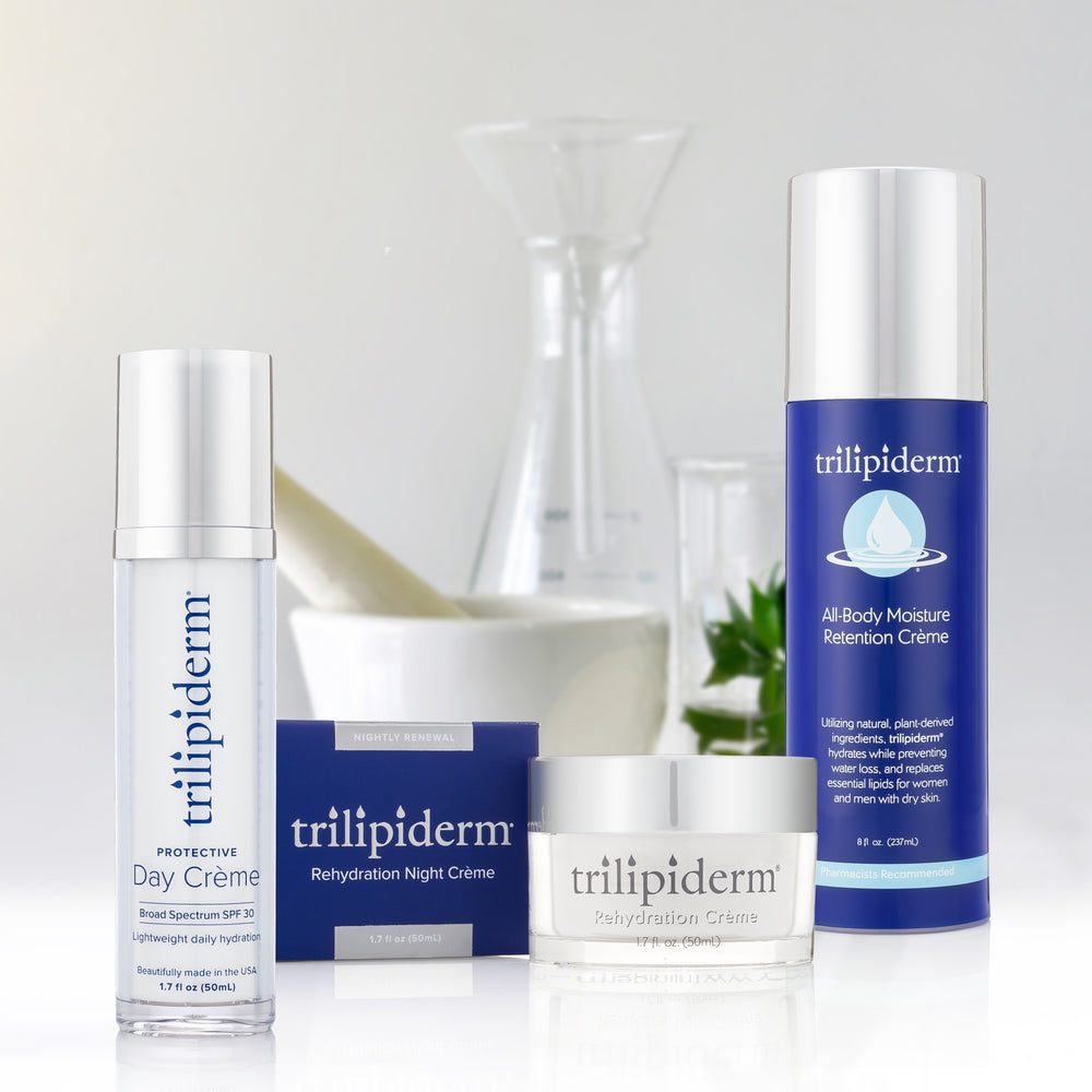 TRILIPIDERM Skincare Sample Box