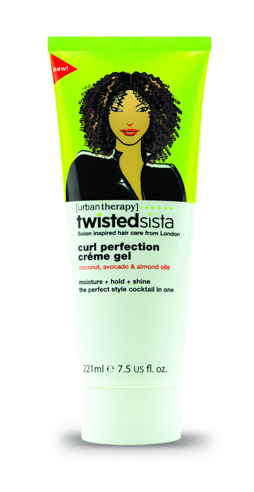 TWISTED SISTA Curl Perfection Crème Gel