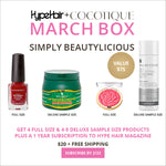 COCOTIQUE Box - March 2015
