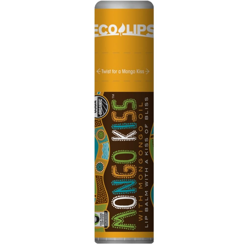 ECOLIPS Mongo Kiss Vanilla Honey Lip Balm