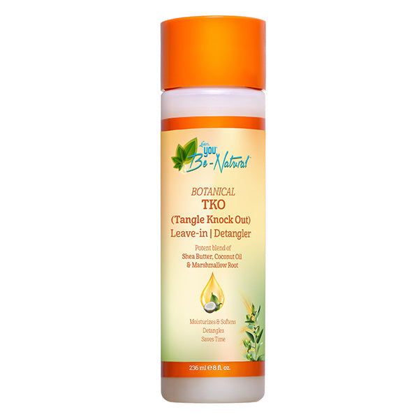 YOU BE-NATURAL TKO (Tangle Knock Out) Leave-in/Detangler