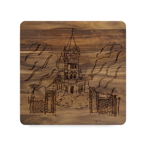Samford Hall Cutting Board