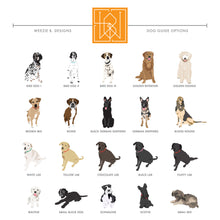 Load image into Gallery viewer, Dog Illustrated Art Print