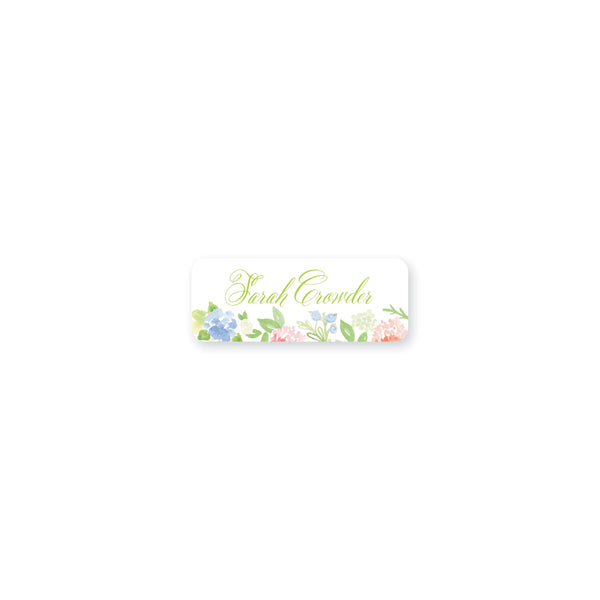 Weezie B. Designs | Floral With An Edge Permanent Stickers