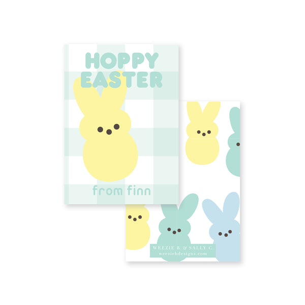 Hoppy Easter Small Card