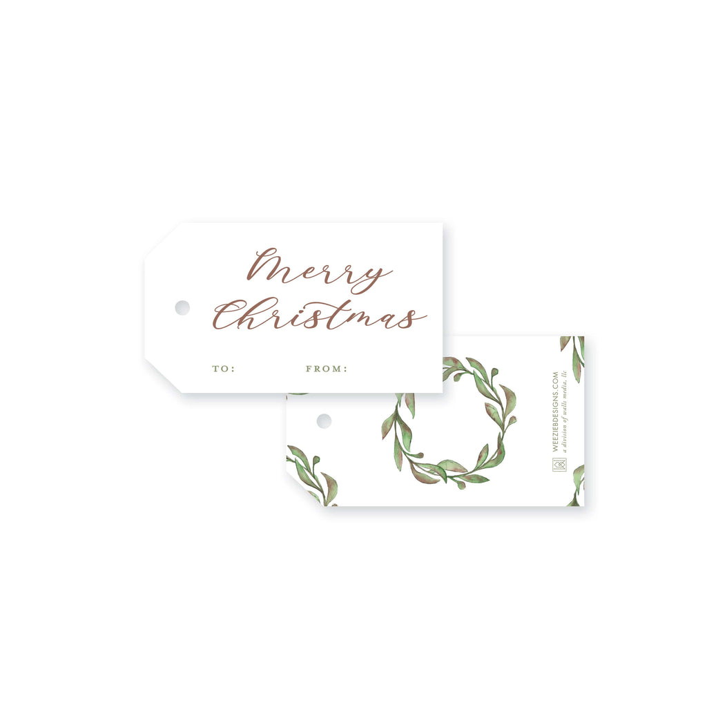 Merry Christmas with Magnolia (set of 6)