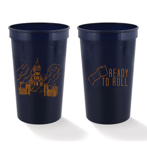 Ready to Roll Stadium Cups (set of 2)