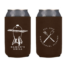 Load image into Gallery viewer, His Grill Koozie