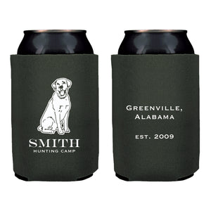 Sketched Lab Family Koozie